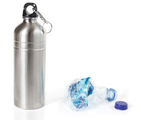 Water Containers and Contents