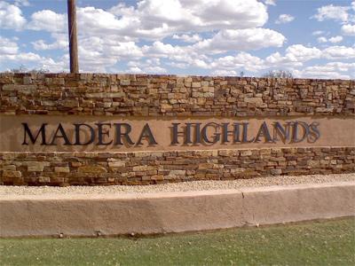Madera Highlands, AZ