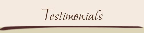 testimonial header