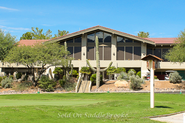 SaddleBrooke HOA 1 Clubhouse