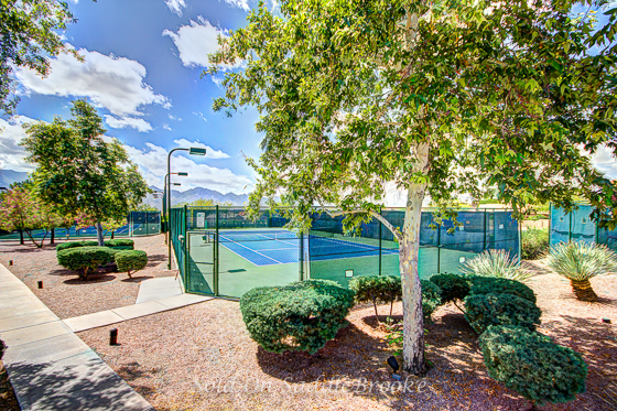SaddleBrooke Tennis Courts