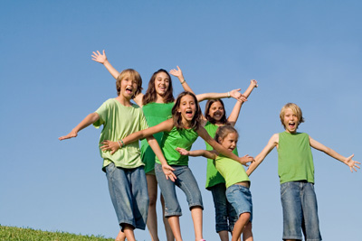Consider an ECO FRIENDLY Summer Camp for your kids
